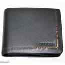 Crorich Microfiber Genuine Leather Wallet- CRW-13367-1