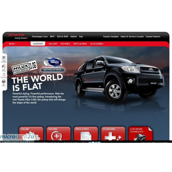 toyota hilux accessories shop malaysia. Black Bedroom Furniture Sets. Home Design Ideas